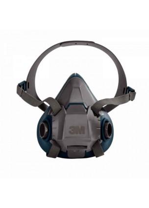3M 6502 6500 Serisi Yarım Yüz Maskesi