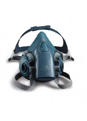 3M 7500 Seri Yarım Yüz Maskesi