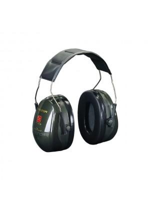 3M H520A Optime-II Başbantlı Kulaklık  Pasif Kulaklıklar