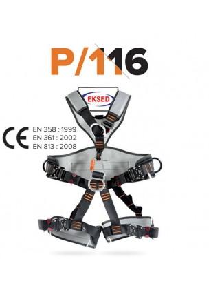 Düşüş Durdurma ve Konumlandırma Kemeri P116
