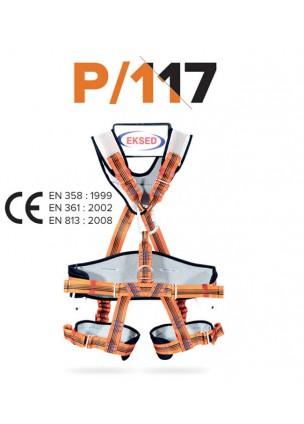 Düşüş Durdurma ve Konumlandırma Kemeri P117