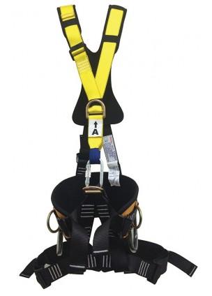 PROFALL EK-01 Bel, Omuz ve Bacak Destekli Paraşüt Tipi Emniyet Kemeri