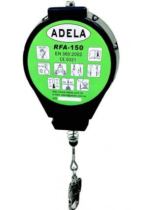 ADELA RFA-150 Geri Sarımlı Düşüş Durdurucu 15 Metre