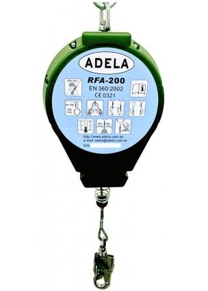 ADELA RFA-200 Geri Sarımlı Düşüş Durdurucu 20 Metre