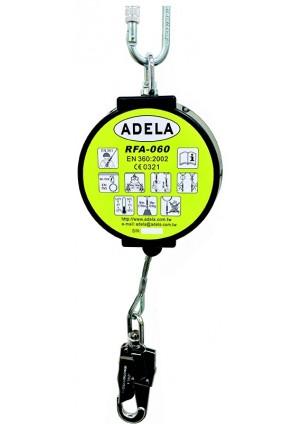 ADELA RFA-60 Geri Sarımlı Düşüş Durdurucu 6 Metre